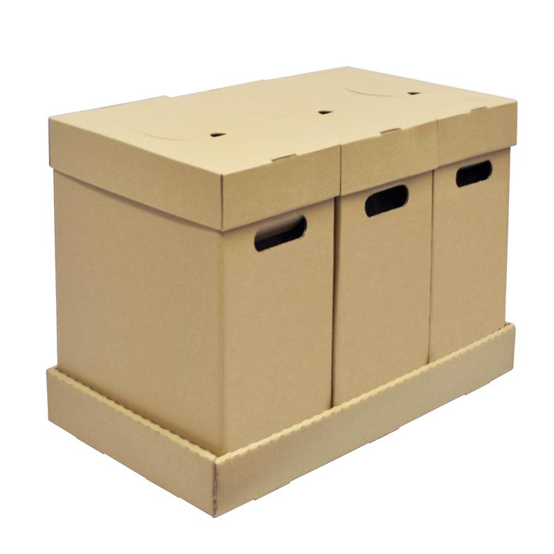 recycle bin waste separation trash bin diy lazada malaysia. Black Bedroom Furniture Sets. Home Design Ideas