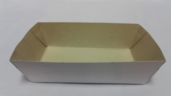 Paper Tray for Street Food (800pcs)