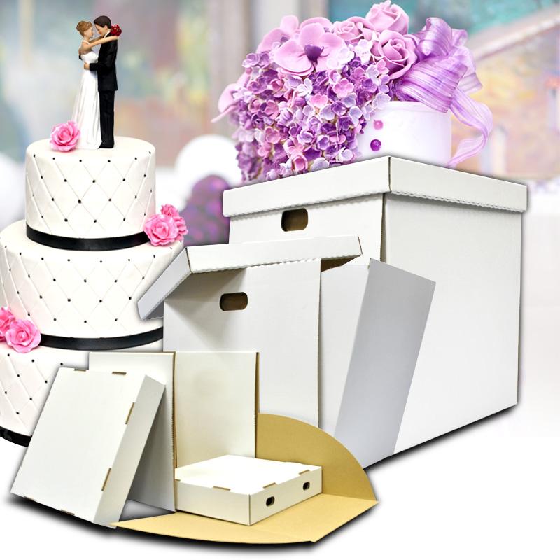 Premium Cake Box